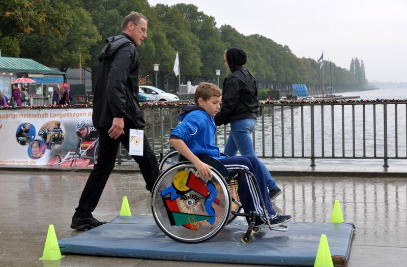 Rollstuhlsport f r die region hannover rsg langenhagen for Porta hannover